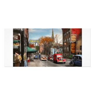Panfleto Cidade - Amsterdão NY - Amsterdão do centro 1941