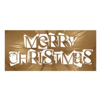 Panfleto Estrela elegante do caleidoscópio do Natal de