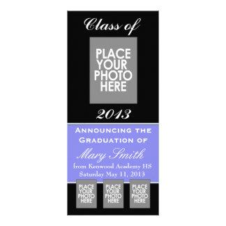 Panfleto Faculdade ou segundo grau do anúncio da graduação