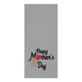 Panfleto Feliz dia das mães Zg6w3
