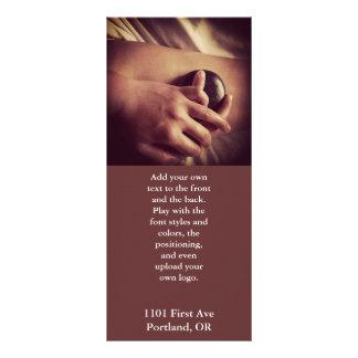 Panfleto Foto de pedra quente da massagem