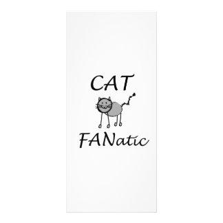 Panfleto Gatos fanáticos