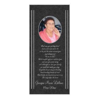 Panfleto Lembranças memoráveis feitas sob encomenda