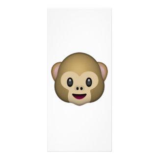 Panfleto Macaco - Emoji