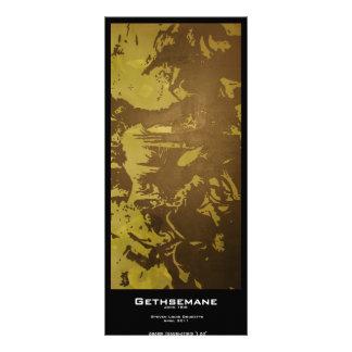"""Panfleto Marcador do valor de """"Gethsemane"""""""