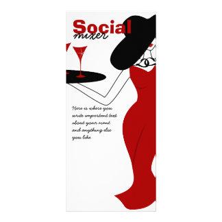 Panfleto Misturador social