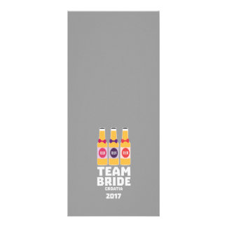 Panfleto Noiva Croatia da equipe 2017 Z6na2