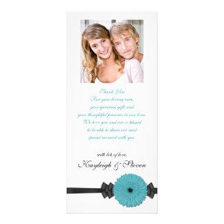 Panfleto Programa do casamento da margarida de Gerber