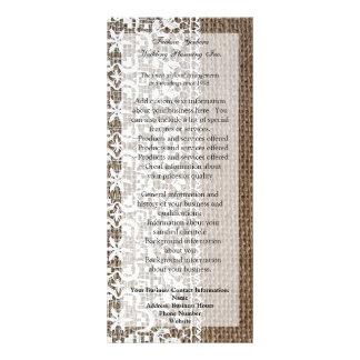 Panfleto Serapilheira e laço simples
