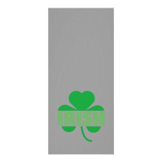 Panfleto Trevo irlandês Z9t2d do cloverleaf