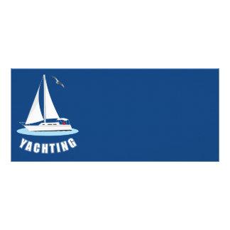 Panfleto Yachting