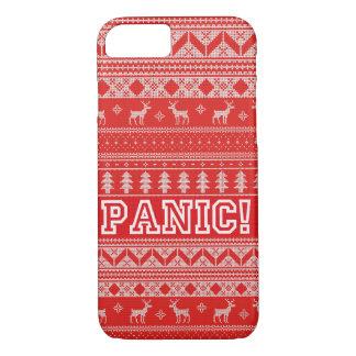 PÂNICO! Natal Capa iPhone 7