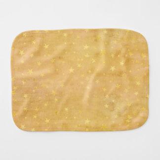 Paninho De Boca A folha de ouro na moda Stars a aguarela