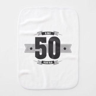 Paninho De Boca B-dia 50 (Dark&Lightgrey)