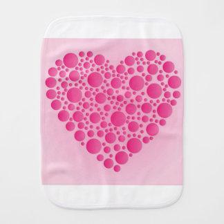 Paninho De Boca Cervo cor-de-rosa da bolha