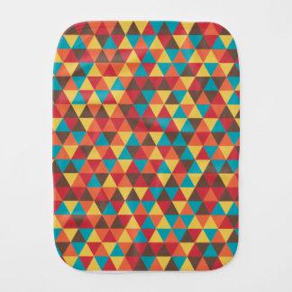 Paninho De Boca Colorido triangular