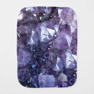 Paninho De Boca Conjunto de cristal Amethyst
