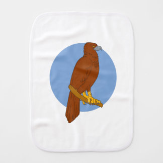 Paninho De Boca Desenho Cunha-atado australiano da vara de Eagle