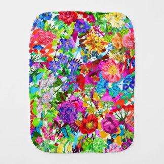 Paninho De Boca Flores mágicas coloridas bonitos