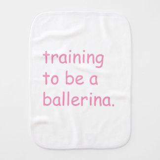 Paninho De Boca Formação a ser uma bailarina