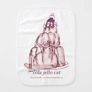 Paninho De Boca gato do jello da cola dos fernandes tony