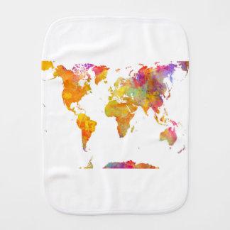 Paninho De Boca mapa do mundo