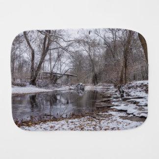 Paninho De Boca Neve do inverno de Finley