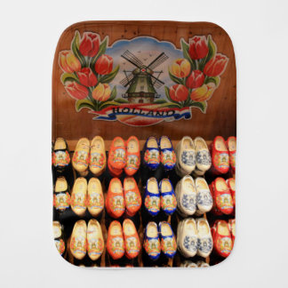 Paninho De Boca Obstruções pintadas de madeira, Holland 2