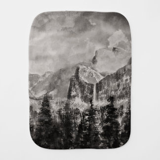 Paninho De Boca Parque de Yosemite no inverno