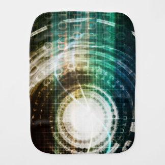 Paninho De Boca Portal futurista da tecnologia com Digitas