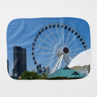 Paninho De Boca Roda de Ferris centenária