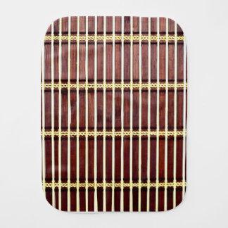 Paninho De Boca textura de bambu da esteira