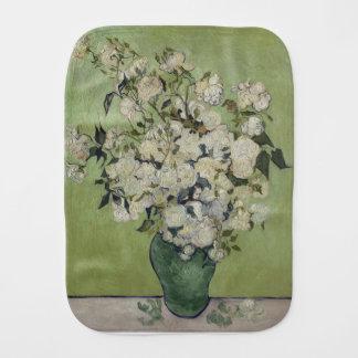 Paninho De Boca Vaso de Vincent van Gogh dos rosas que pintam a