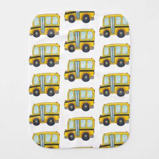 Paninho Para Bebês Auto escolar bonito