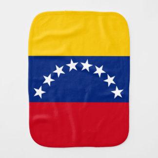 Paninho Para Bebês Bandeira de Venezuela