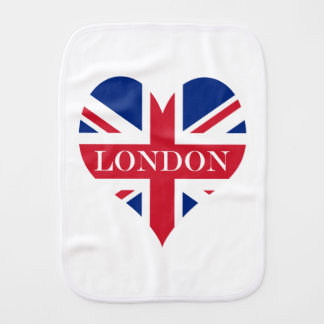 Paninho Para Bebês Bandeira real BRITÂNICA de Grâ Bretanha Union Jack