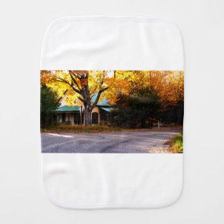 Paninho Para Bebês Casa do outono