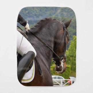 Paninho Para Bebês Cavalo Dressage