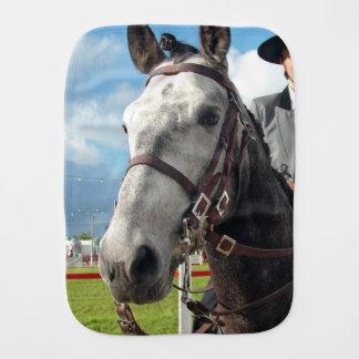 Paninho Para Bebês Cavalo puro da raça