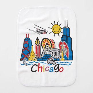 Paninho Para Bebês Chicago caçoa a obscuridade