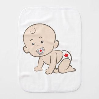 Paninho Para Bebês Gráfico de rastejamento do bebê de Canadá