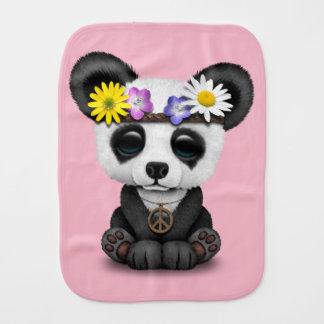 Paninho Para Bebês Hippie bonito da panda do bebê