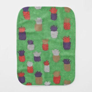 Paninho Para Bebês Impressão Funky do abacaxi