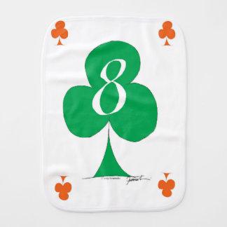 Paninho Para Bebês Irlandês afortunado 8 dos clubes, fernandes tony