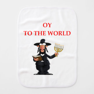 Paninho Para Bebês judaico
