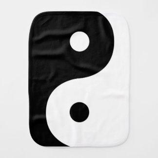 Paninho Para Bebês Lados de Yin e de Yang