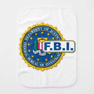 Paninho Para Bebês Modelo do selo do FBI
