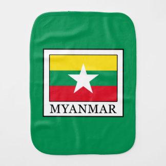 Paninho Para Bebês Myanmar