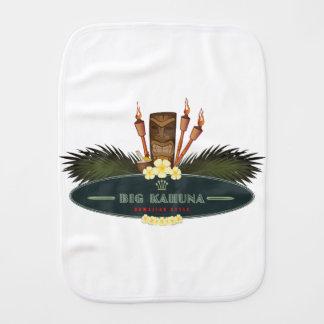 Paninho Para Bebês O conselho grande de Kahuna com palma & Tiki