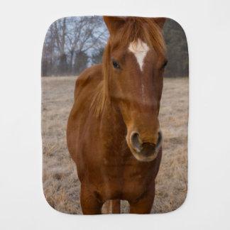 Paninho Para Bebês Pose do cavalo